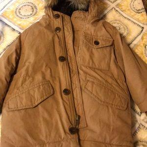 Toddlers winter coat